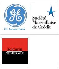 Les partenaires d'univers crédit